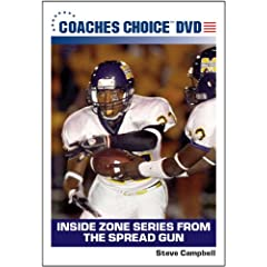 Inside Zone Series From the Spread Gun