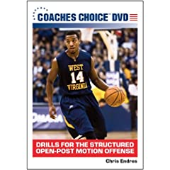 Drills for the Structured Open-Post Motion Offense
