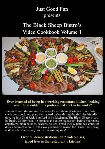The Black Sheep Bistro's Video Cookbook Vol 1