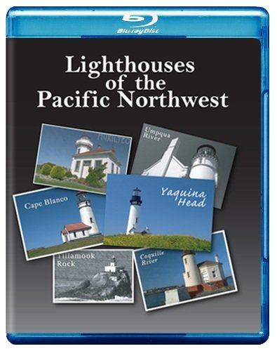 Lighthouses of the Pacific Northwest [Blu-ray]