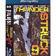 Thunderstruck 9 & 5 Years of Sled Heads BLU-RAY