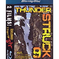 Thunderstruck 9 & 5 Years of Sled Heads BLU-RAY