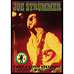 Strummer, Joe - Tribute Concert: Cast A Long Shadow