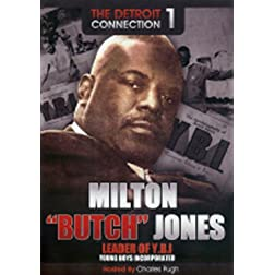 Milton Butch Jones: Detroit Connection 1