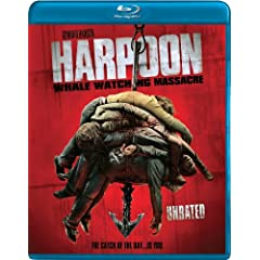 Harpoon: Whale Watching Massacre (Unrated) [Blu-ray]