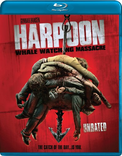 Harpoon: Whale Watching Massacre (Unrated) [Blu-ray]