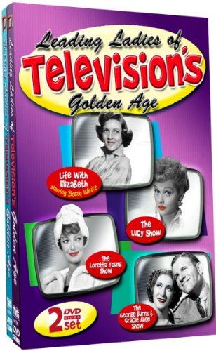Leading Ladies of Television's Golden Age - 2 DVD Set!