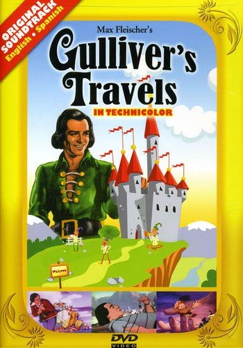 Gulliver's Travels - In Technicolor!