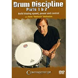 Drum Discipline Parts 1 & 2