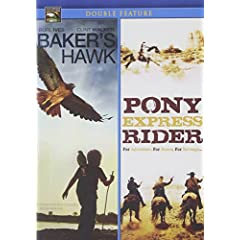 Baker's Hawk / Pony Express Rider