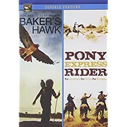 Baker's Hawk / Pony Express Rider
