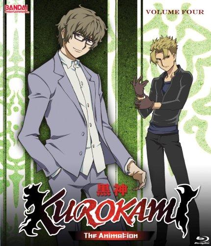 Kurokami 4 [Blu-ray]