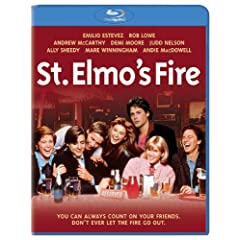 St. Elmos Fire [Blu-ray]