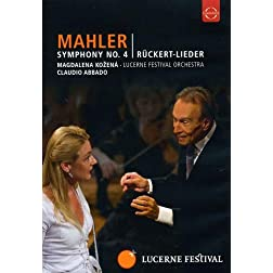 Symphony 4 / Ruckert Lieder