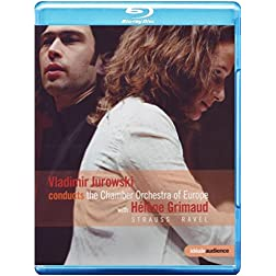 Piano Cto G / Metamorphosen / Bourgeois Gentilhomm [Blu-ray]