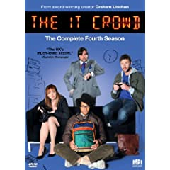 It Crowd: Complete Fourth Season