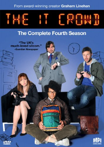 It Crowd: Complete Fourth Season