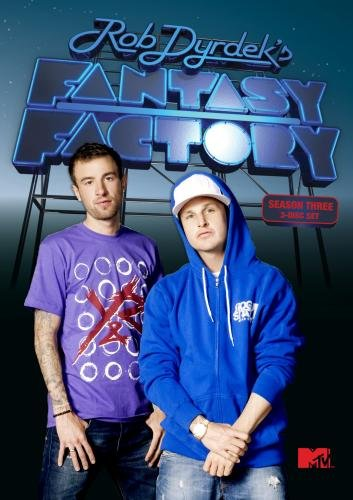 Rob Dyrdek's Fantasy Factory: Season 3