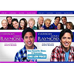 Everybody Loves Raymond: Seasons 8&9