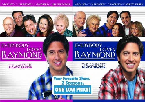 Everybody Loves Raymond: Seasons 8&9