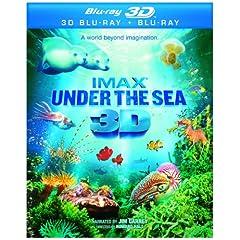 IMAX: Under the Sea (Single Disc Blu-ray 3D / Blu-ray Combo)