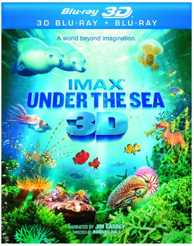 IMAX: Under the Sea (Single Disc Blu-ray 3D / Blu-ray Combo)