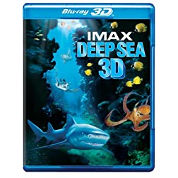 IMAX: Deep Sea (Single Disc Blu-ray 3D / Blu-ray Combo)