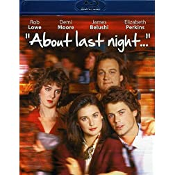 About Last Night... [Blu-ray]