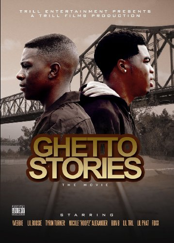 Ghetto Stories: The Movie (DVD)