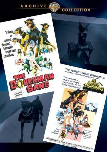 The Dobermans (Double Feature)