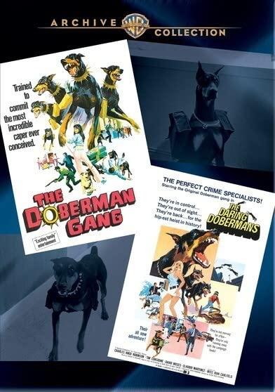 The Dobermans (Double Feature)
