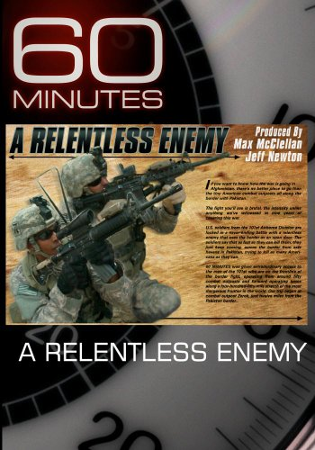 60 Minutes - A Relentless Enemy (September 26, 2010)