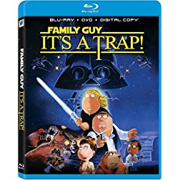 Family Guy: It's A Trap! [Blu-ray]