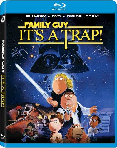 Family Guy: It's A Trap! [Blu-ray]