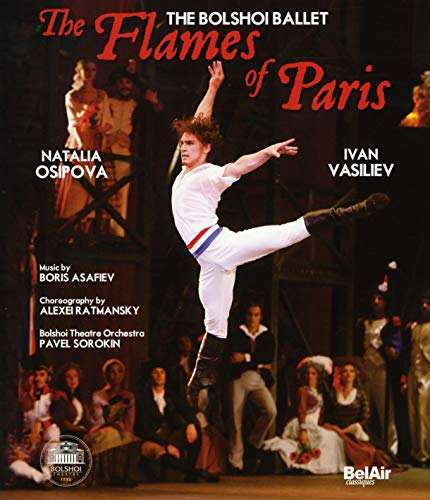 The Flames of Paris [Blu-ray]