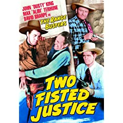 Range Busters: Two Fisted Justice