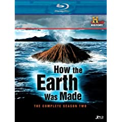 How the Earth Was Made: Complete Season 2 [Blu-ray]