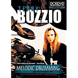 Melodic Drumming & The Ostinato 1 2 3