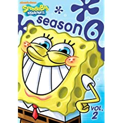 SpongeBob SquarePants: Season Six, Volume Two