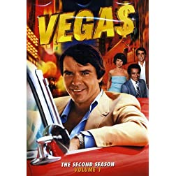 Vegas: Season Two, Volume One