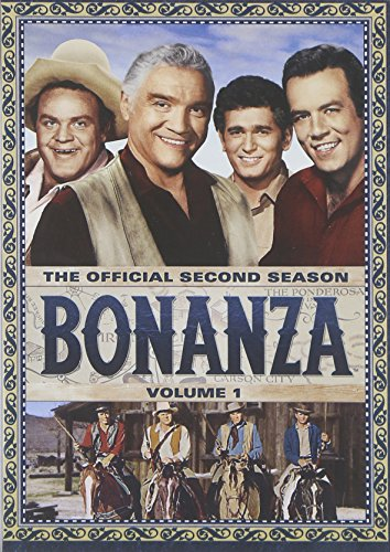 Bonanza: The Official Second Season, Volume One