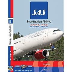 SAS Scandinavian Airlines Airbus A330-300