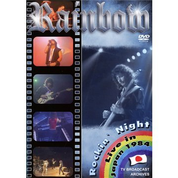 Rainbow - Rockin Night: Live In Japan 1984