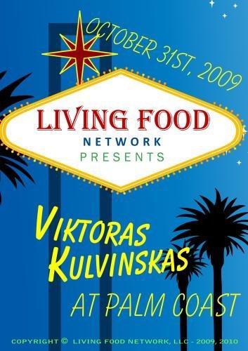 Viktoras Kulvinskas at Palm Coast October 31st, 2009