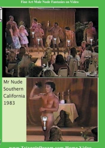 Primal Man Classics- Mr. Nude Southern California 1983