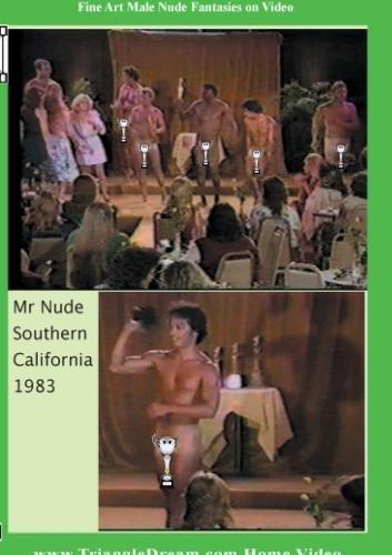 Primal Man Classics- Mr. Nude Southern California 1983