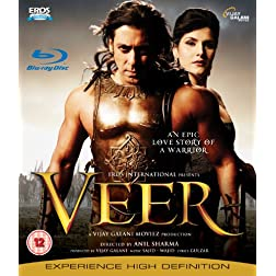 Veer Blu Ray Bollywood DVD 2010 [Blu-ray]