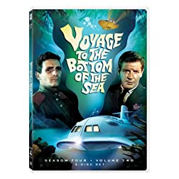Voyage to the Bottom of the Sea: Season Four, Vol. 2