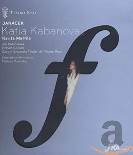 Janacek: Katia Kabanova [Blu-ray]