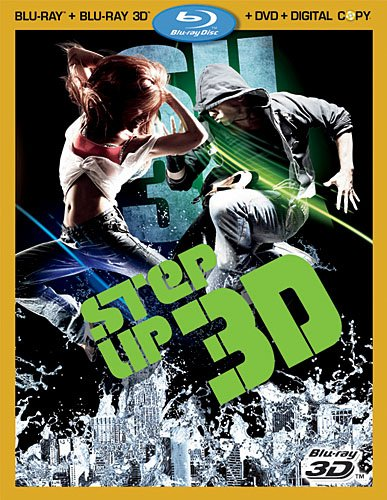 Step Up 3 (Three-Disc Combo Pack: Blu-ray 3D/Blu-ray/DVD/Digital Copy)